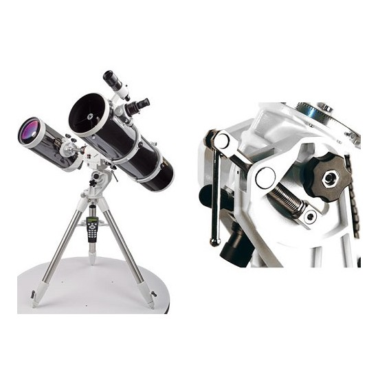 Skywatcher Montatura equatoriale Skywatcher AZ-EQ6 Synscan
